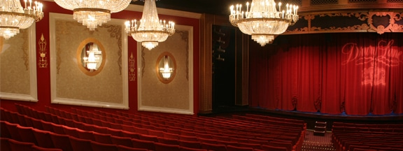 Drury lane theatre chicago travel squire for 1 tower lane oakbrook terrace