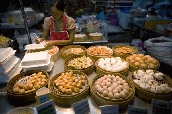 Hong kong food culture essay