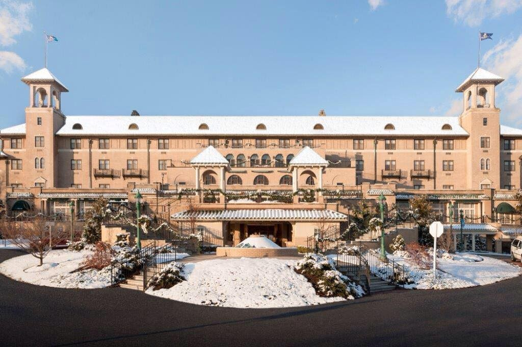 Hotel Hershey Spa