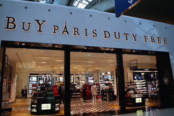 Paris Duty Free Chocolates