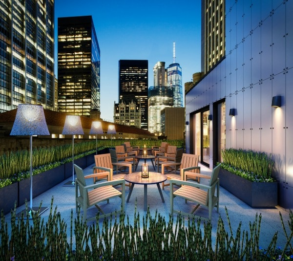 Apartments In Newyork: Celebrate At Best Rooftop Bars In New York