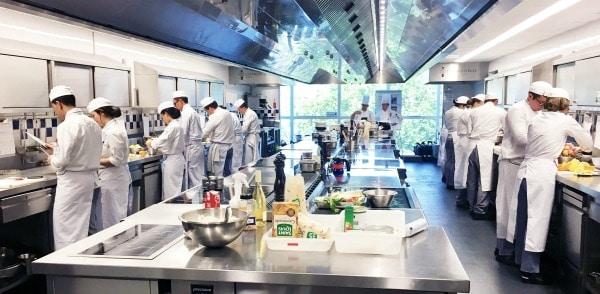 Cuisine Practical Class in Le Cordon Bleu Paris - TravelSquire