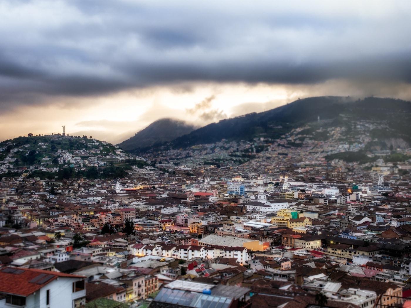 Schlampe aus Quito