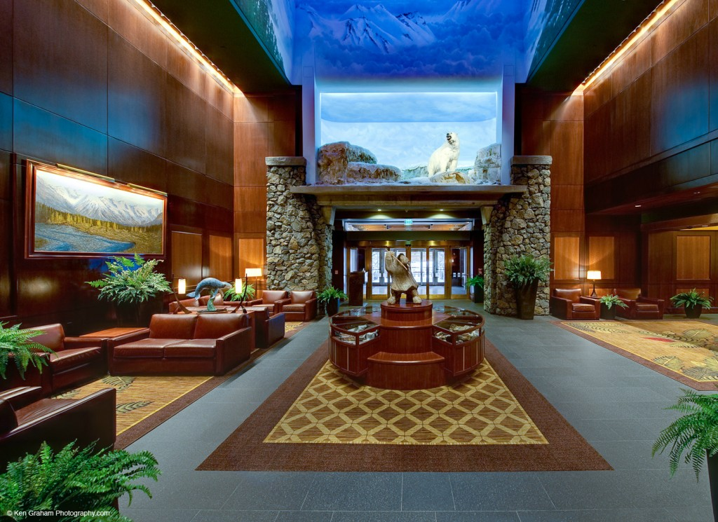 Alyeska Resort Lobby
