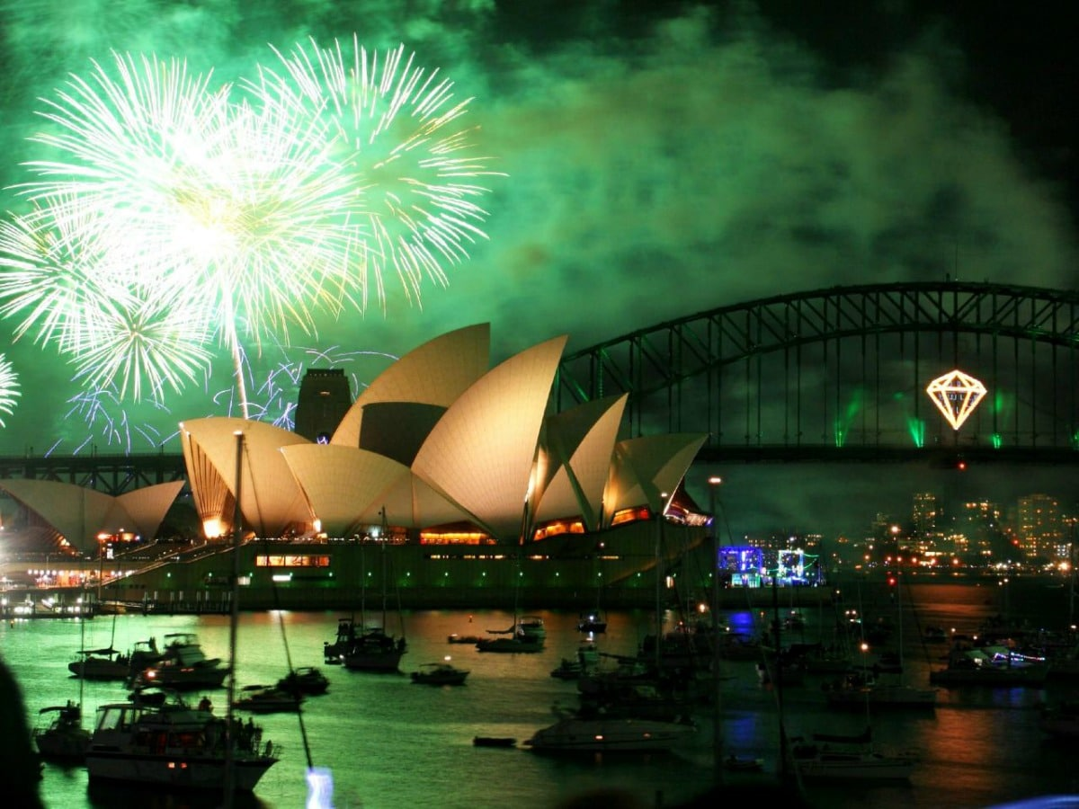 New Year's Eve Traditions Worldwide