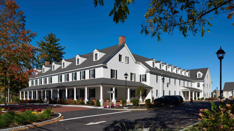 Groton Inn Marketing Mail: The Groton Inn: America's First Inn Reimagined