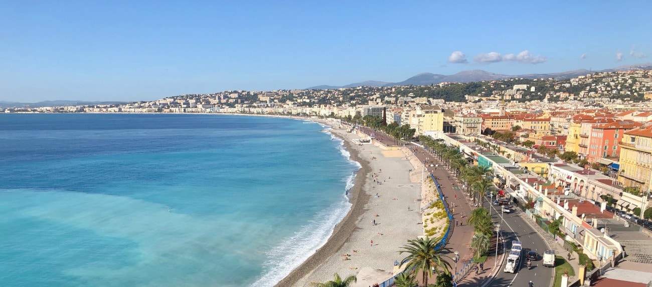 Kicking Back on the Côte d'Azur