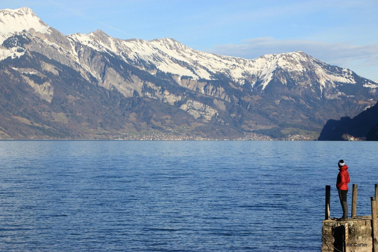 Off-Piste Fun in Interlaken, Switzerland