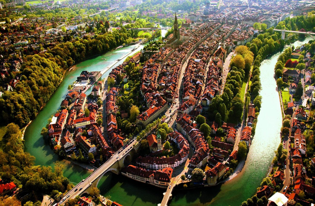 Exploring Bern, Switzerland: From Punishments to Temptations